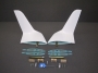 Winglets retrofit set DG-300 TM 359/17, Nachrstung Winglets